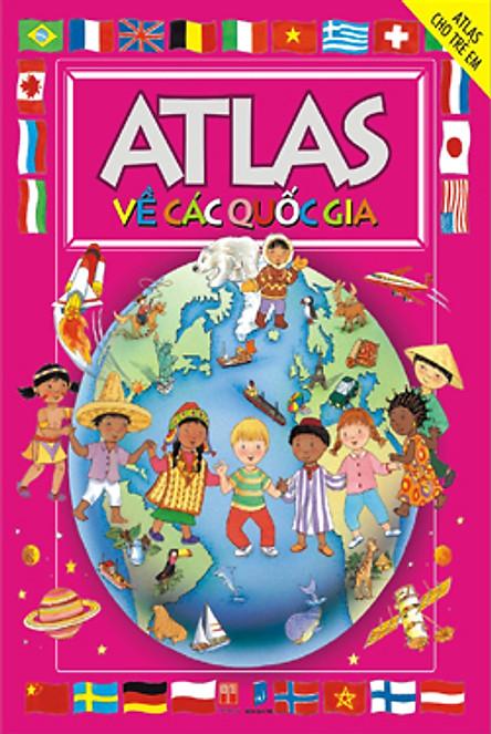 Atlas Về Các Quốc Gia (Tái Bản)