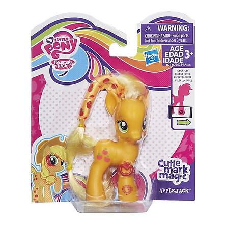 Bánh Táo Và Ruy Băng My Little Pony - B2146/B0384