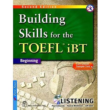 Building Skills For The Toefl IBT - Listening - Kèm CD