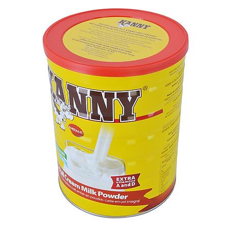 Sữa Bột Nguyên Kem Kanny 28% Chất Béo (900g)