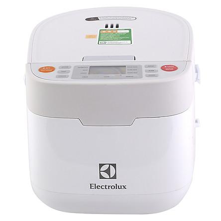 Nồi Cơm Điện Tử Electrolux ERC6503W – 1.2L (Trắng) – Hàng chính hãng
