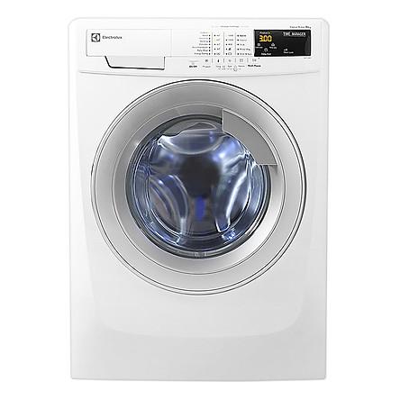 Máy Giặt Cửa Ngang Electrolux EWF12843 (8.0 Kg) - Trắng - Hàng Chính Hãng
