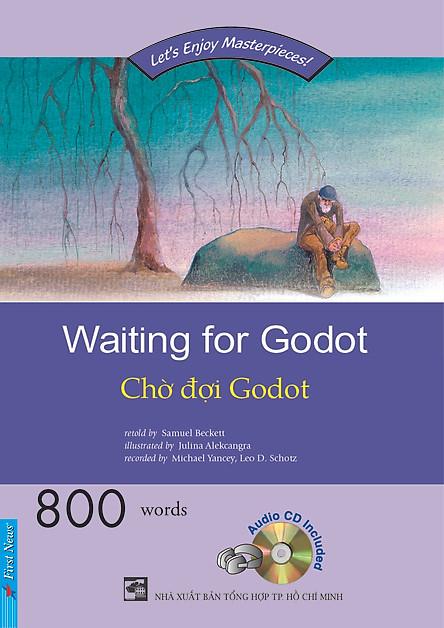 Happy Reader - Chờ Đợi Godot (Kèm 2 CD)
