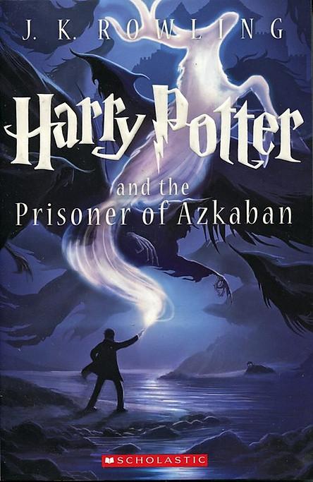 Harry Potter Part 3: Harry Potter And The Prisoner Of Azkaban (Paperback) (Harry Potter và tù nhân ngục Azkaban) (English Book)
