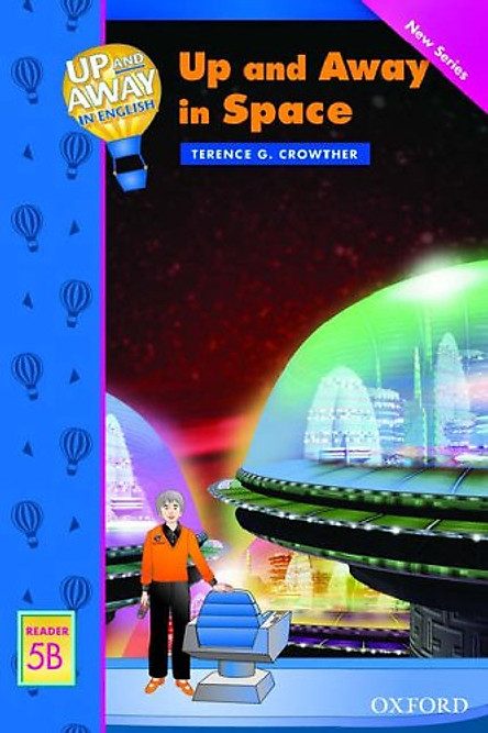 Up and Away Readers 5: Up and Away in Space