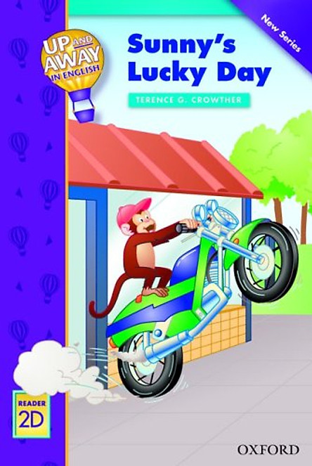 Up and Away Readers 2: Sunny's Lucky Day