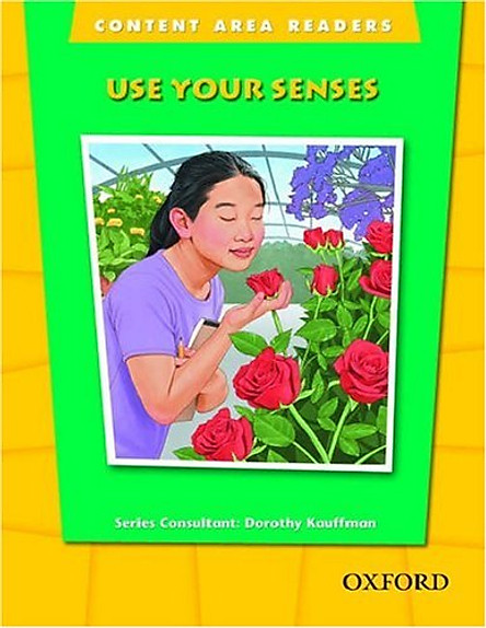 Content Area Readers: Use Your Senses