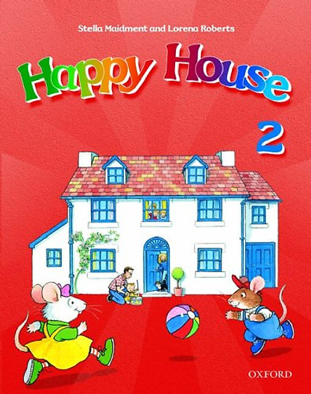 Happy House: Class Book Level 2
