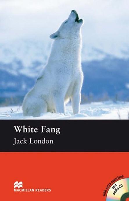 White Fang: Elementary Level (Macmillan Readers)