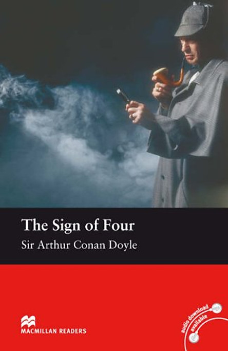 The Sign of Four: Intermediate Level (Macmillan Readers)