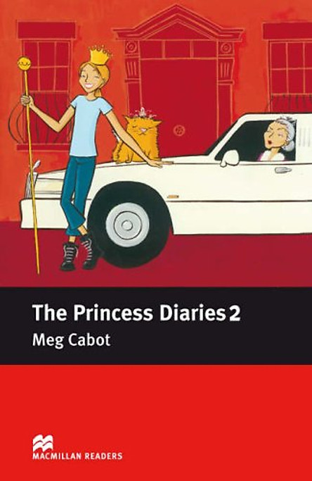 The Princess Diaries 2: Elementary Level (Macmillan Readers)