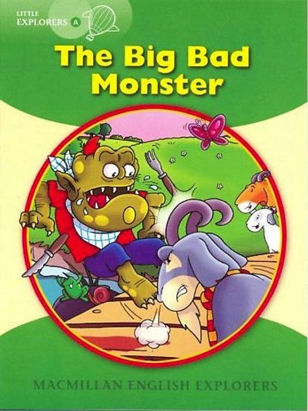 Little Explorers A: The Big Bad Monster