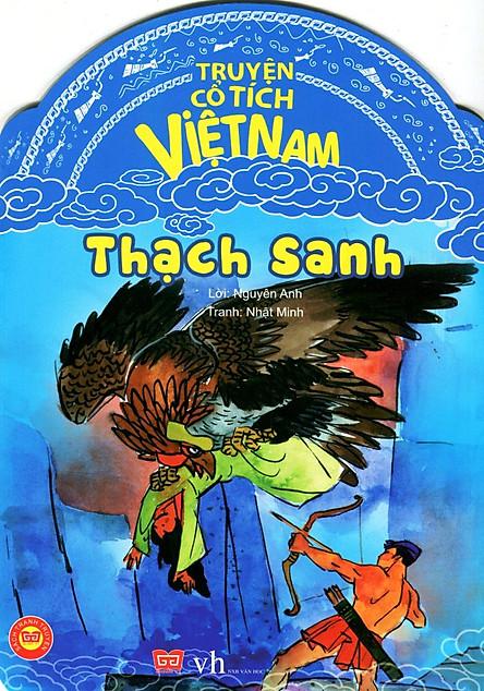 Truyện Cổ Tích Việt Nam - Thạch Sanh