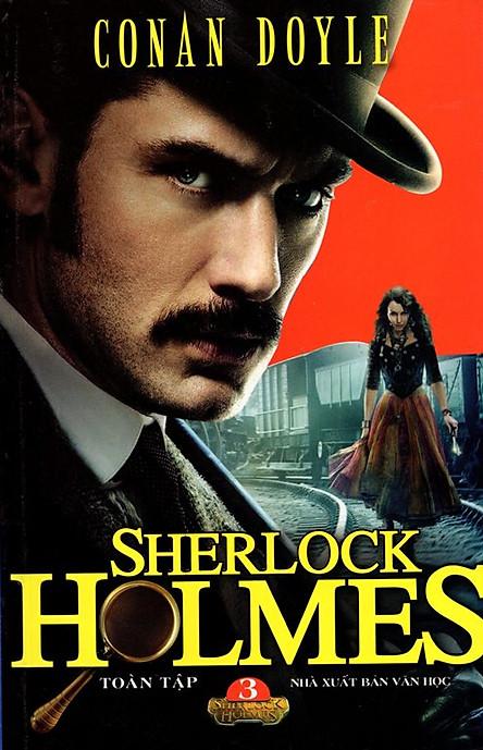 Sherlock Holmes Toàn Tập Tập 3