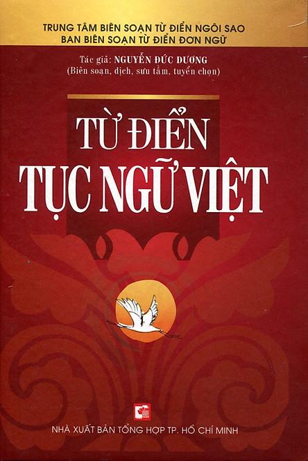 Từ Điển Tục Ngữ Việt