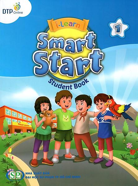 i-Learn Smart Start 1 Student's Book (Phiên Bản Dành Cho TP.HCM)