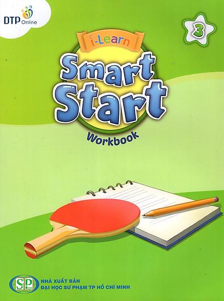 i-Learn Smart Start 3 Workbook (Phiên Bản Dành Cho TP.HCM)