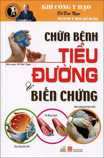 Khí Công Y Đạo - Chữa Bệnh Tiểu Đường (Tái Bản 2015)