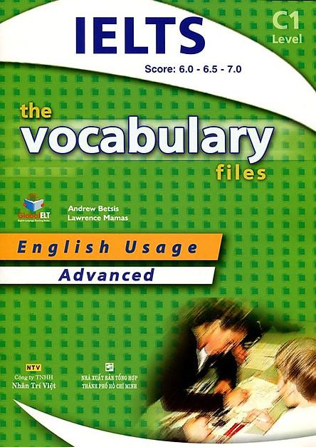 The Vocabulary Files C1 Advanced (Không CD)