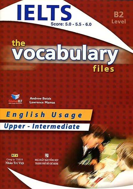 The Vocabulary Files B2 Upper - Intermediate (Không CD)