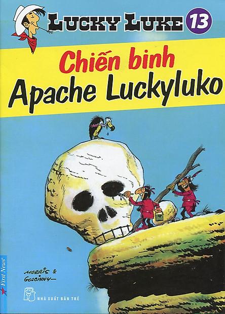 Lucky Luke (Tập 13): Chiến Binh Apache Luckyluko