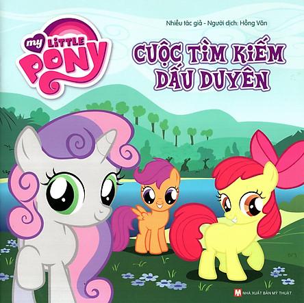 My Little Pony - Cuộc Tìm Kiếm Dấu Duyên