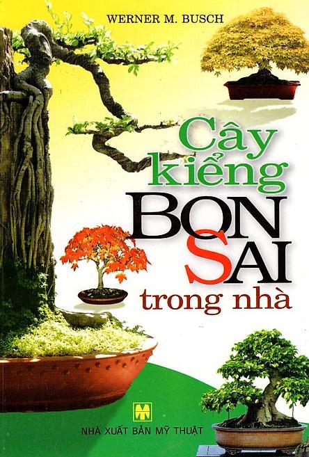 Cây Kiểng Bonsai Trong Nhà