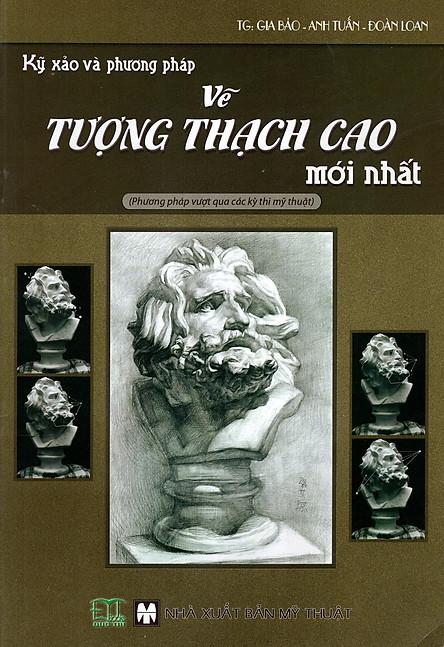 Kỹ Xảo Và Phương Pháp Vẽ Tượng Thạch Cao Mới Nhất