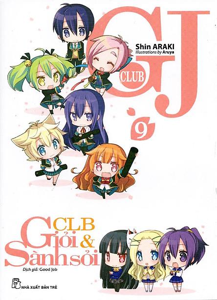 GJ Club - Câu Lạc Bộ Giỏi Và Sành Sỏi (Tập 9)