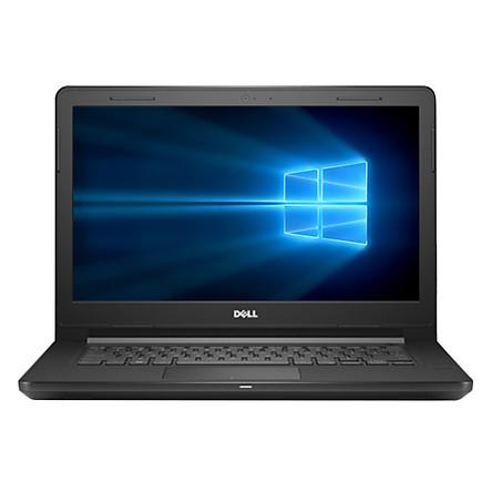Laptop Dell Inspiron 3467 M20NR21 Core i3 - 7100U / Win10 (14inch) - Đen - Hàng Chính Hãng