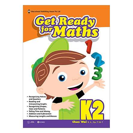 Get Ready For Maths K2