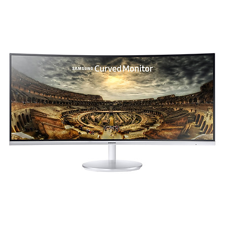 Màn Hình Cong Samsung LC34F791WQEXXV 34inch 4K 4ms 100Hz FreeSync VA Speaker - Hàng Chính Hãng
