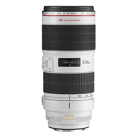 Lens Canon EF 70-200mm f/2.8L IS II USM (Lê Bảo Minh) - Hàng Chính Hãng