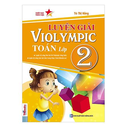 Luyện Giải Violympic Toán - Lớp 2