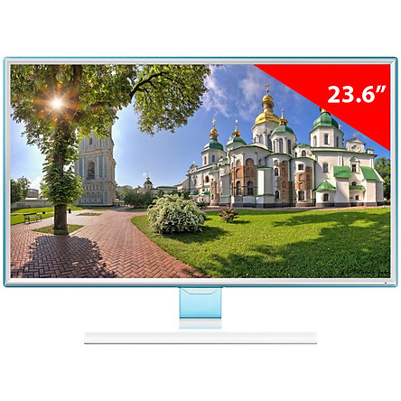 Màn Hình Samsung LS24E360HL/XV 23.6 Inch FULL HD - Hàng Chính Hãng