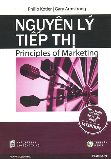 Nguyên Lý Tiếp Thị (Principles Of Marketing) (14 Edition)