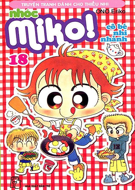 Nhóc Miko: Cô Bé Nhí Nhảnh - Tập 18