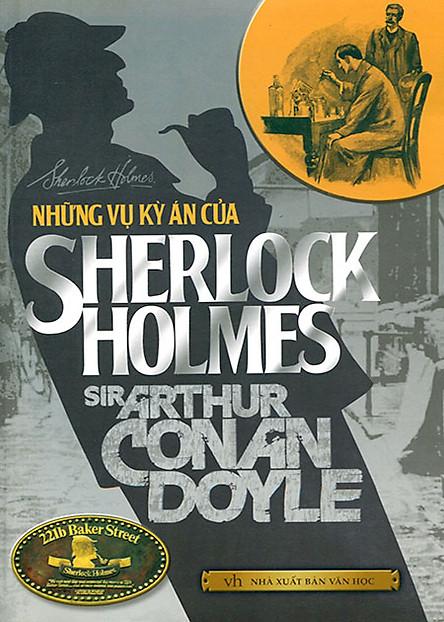 Những Vụ Kỳ Án Của Sherlock Holmes (Bản Mới 2012)