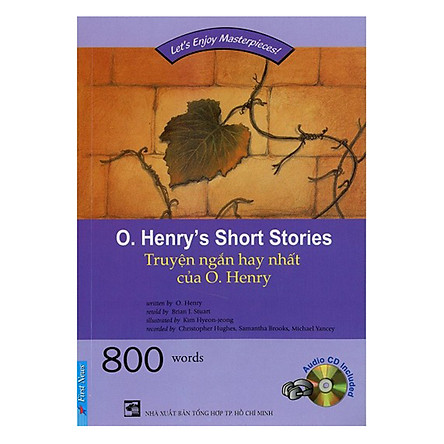 Happy Reader - Truyện Ngắn Hay Nhất Của O. Henry (Kèm 1 CD - Tái Bản 2017)
