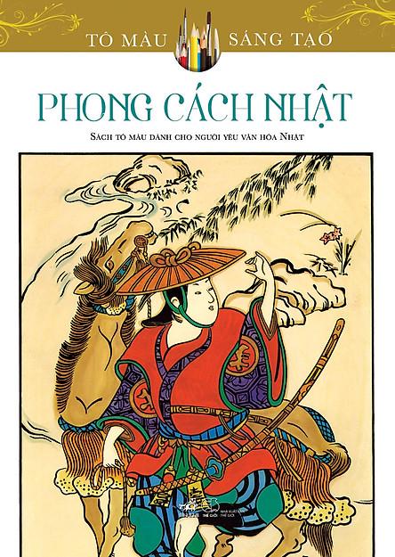 Tô Màu Sáng Tạo - Phong Cách Nhật