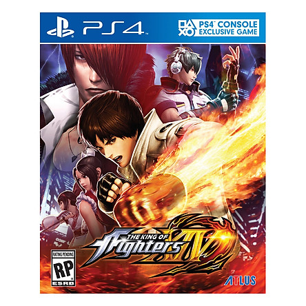 Đĩa Game Sony PS4 The King Of Fighters XIV - Hàng Nhập Khẩu