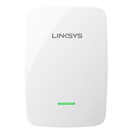Bộ Kích Sóng Wifi Repeater N600 Linksys RE4100W - Hàng Chính Hãng