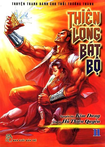 Thiên Long Bát Bộ 11-12