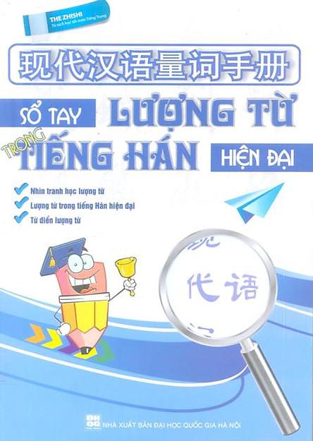 Sổ Tay Lượng Từ Tiếng Hán Hiện Đại