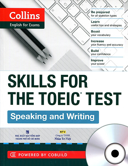 Collins - Skills For the TOEIC Test - Speaking And Writing