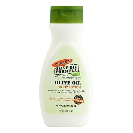 Sữa Dưỡng Thể Ngăn Ngừa Lão Hóa Palmer's Olive Oil Body Lotion PL2585 (250ml)