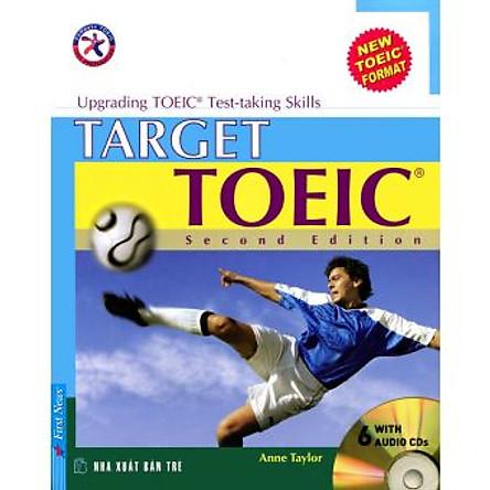 Kết quả hình ảnh cho 6. Target TOEIC