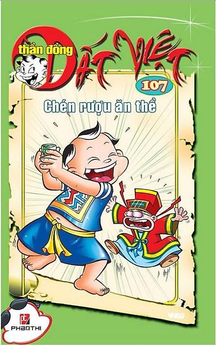 Thần Đồng Đất Việt 107 - Chén Rượu Ăn Thề