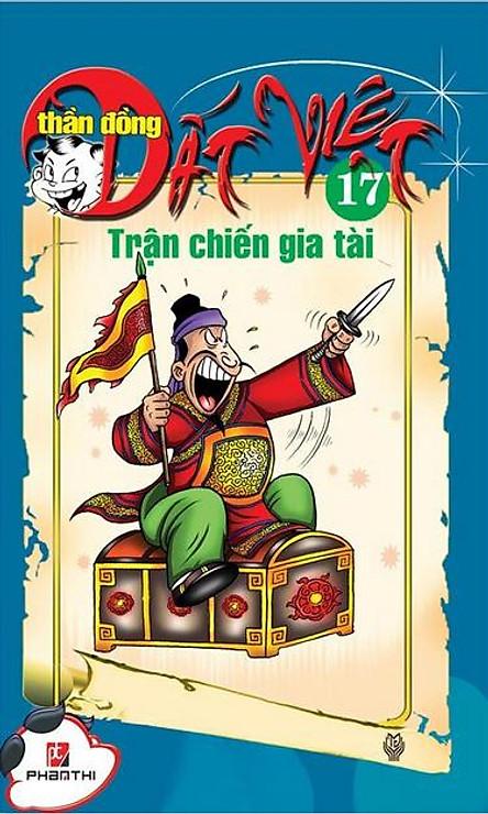 Thần Đồng Đất Việt 17 - Trận Chiến Gia Tài