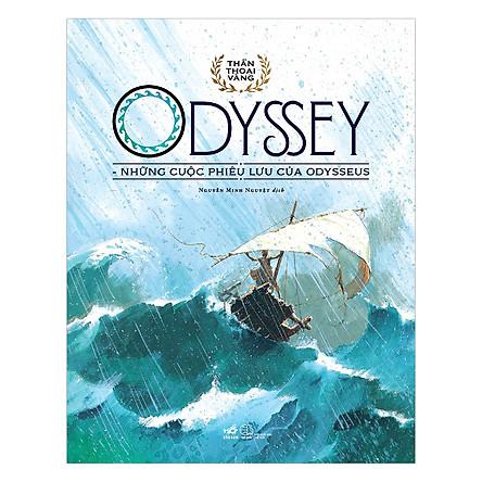 Bộ Thần Thoại Vàng - Odyssey - Những Cuộc Phiêu Lưu Của Odyssey
